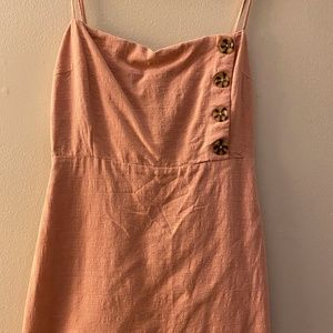 Pink Urban Outfitters Summer Dress
